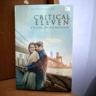 Critical Eleven (Cover Film) by Ika Natassa