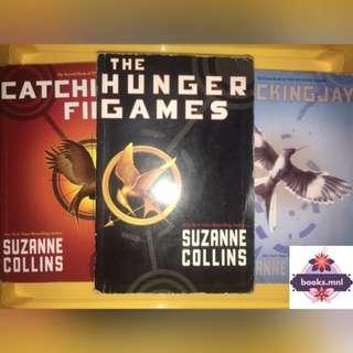 Hunger Games Full Set