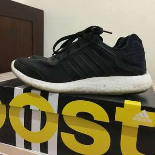 Adidas Pure Boost 1.0 Black
