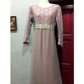 [FREEPOS] 2 layer dress