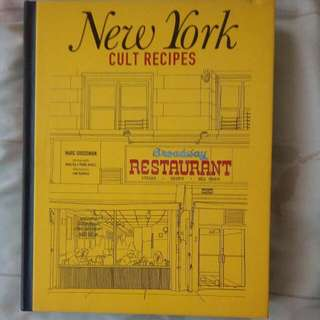 New York Cult Recipes