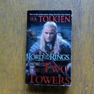 The Lord Of the Rings (The Two Towers) Part Two