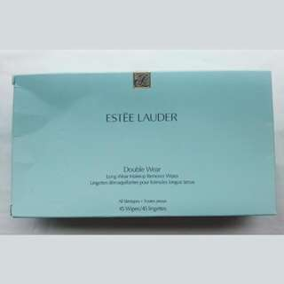 Estee Lauder Double Wear Makeup Remover Wipes