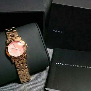 Authentic Marc Jacobs Watch (ladies)