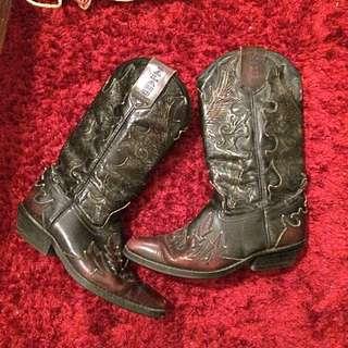 El Alamo Cowboy Boots