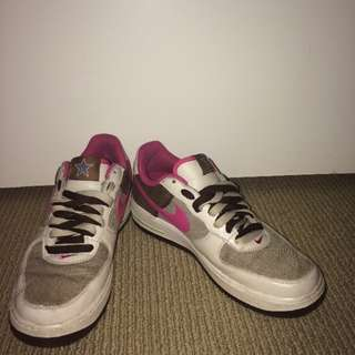 Nike Air Force 1 Limited Addition Sneakers
