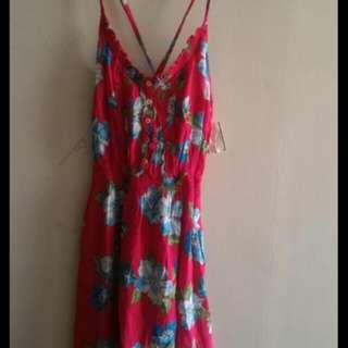 Floral Holister Dress