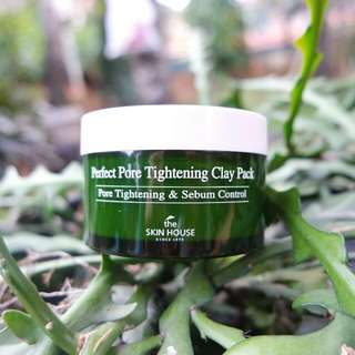 The Skin House Perfect Pore Tightening Clay Pack