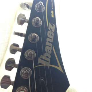 Ibanez RG350EX Made in Indonesia