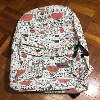 Cute Printed Bag