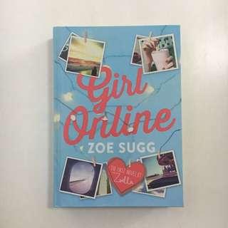 Girl Online (Hard Cover)