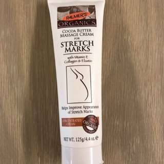 Palmer's stretch marks cream 妊娠紋膏