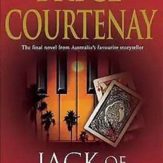 BRYCE COURTNEY - Jack Of Diamonds