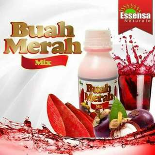Buah  Merah Mix Juice