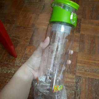 Boost Juice Bottle With Infuser