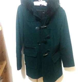 FLEET STREET  wool blend Duffle Coat