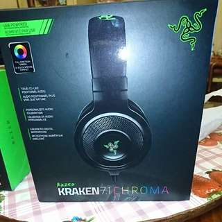 Razer Kraken 7.1 Chroma Headphone