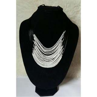 Drapped Necklace