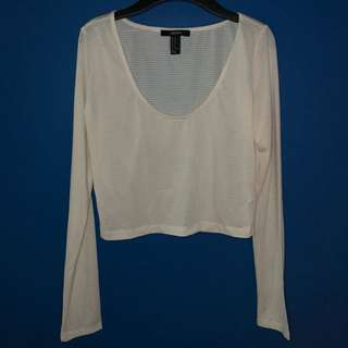 SALE!!!!! FOREVER21 Crop Top