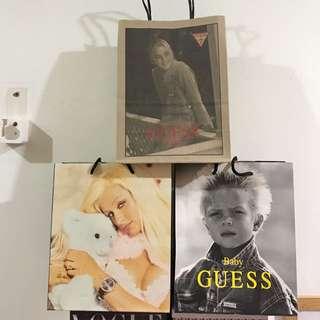 [BATCH] Branded Designer Paper Bags