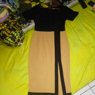 Midi Dress Modern