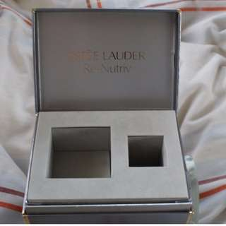 Estee Lauder Re-Nutriv Jewelry Box