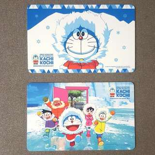 Doraemon EZ-Link Card for The Animated Movie