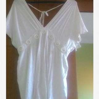 #TisGratis Mini Dress / Blus Spandek