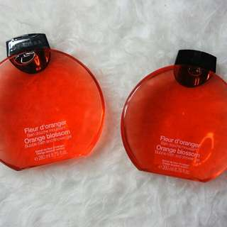 Sephora Orange Blossom Bubble Bath & Shower GEL 250ml