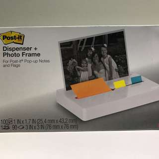 3M Post-it Dispenser With Photo-frame