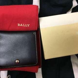 瑞士精品Bally短夾