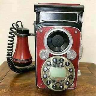 中古 復古 懷舊電話