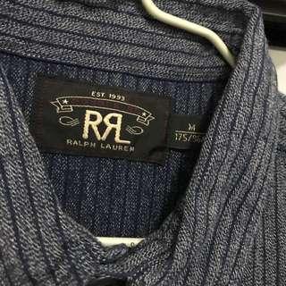 RRL Vintage Double Breast Pocket Shirt