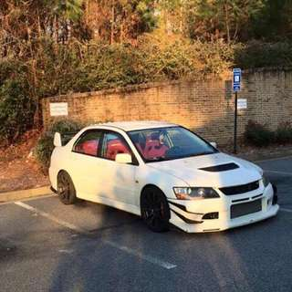 2006 mitsubishi lancer evolution IX MR 6-Speed Manual