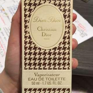 Christian Dior Eau De Toilette