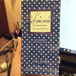 Eau D'Orlane By Orlane Eau De Toilette Spray