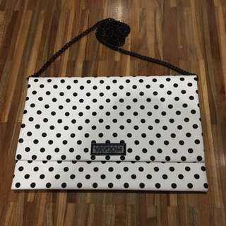 Vavoom Polkadot Bag/Clutch