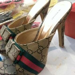 High Heels Gucci