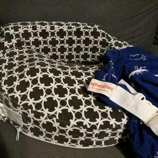 My Brest Friend Nursing Pillow (2 Covers)