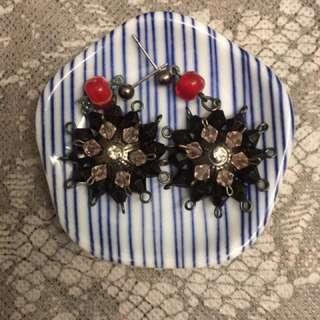Vintage Dangling Earrings
