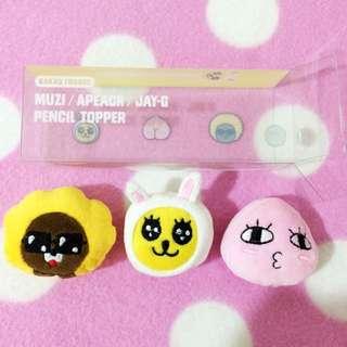 韓國KakaoTalk店購入 筆套娃娃