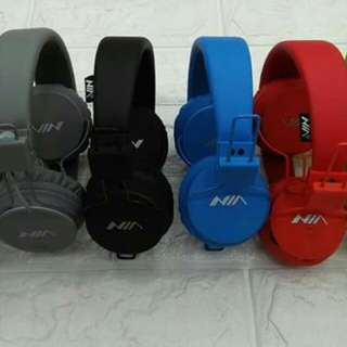 NIA X2 Bluetooth Headphone