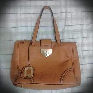 Scada Shoulder Bag (Brown)