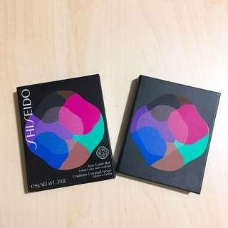 全新Shiseido eye shadow palette (Limited Edition)