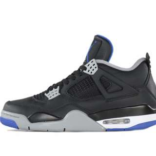 523497ff5ef45c Nike Air Jordan 4 Retro Motorsport