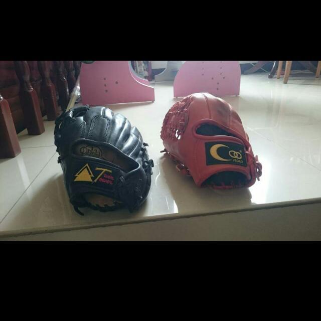 棒壘手套(右)