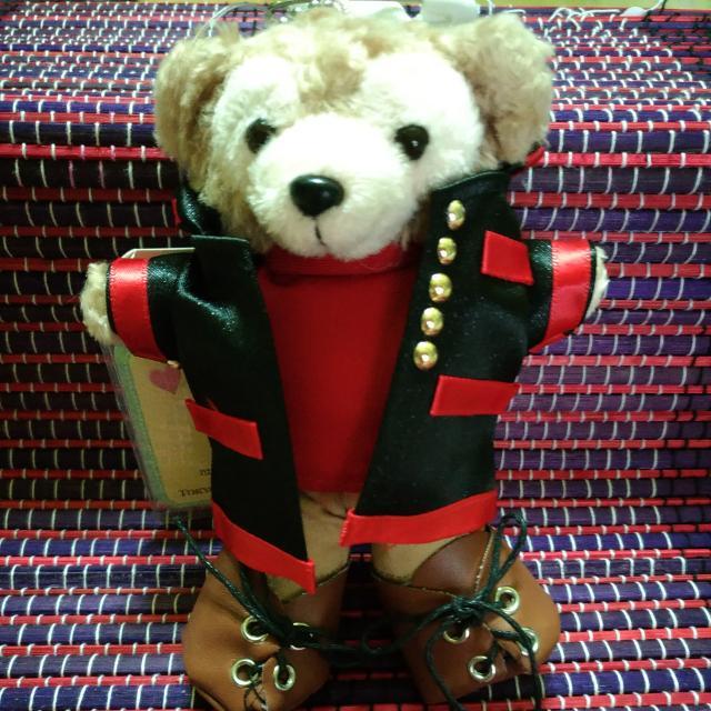 迪士尼達菲熊吊飾