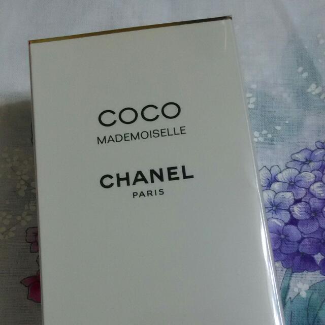 全新 購於忠孝Sogo Coco Chanel輕盈薄紗身體精油