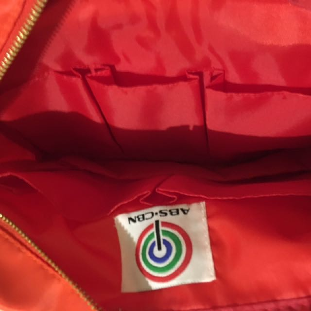 ABS-CBN Small Shoulder/Crossbody Bag