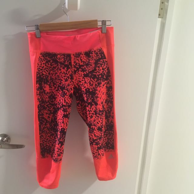 Adidas Supernova Tights Size Small